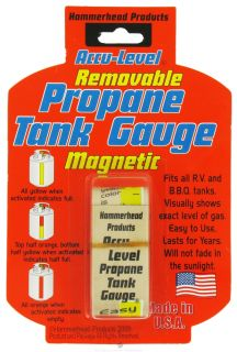 Zoom View   Hammerhead Products Accu Level Removable Magnetic Propane