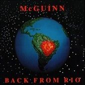Back from Rio by Roger McGuinn CD, Jan 1991, Arista