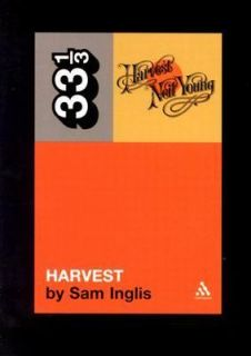 Neil Youngs Harvest by Inglis and Sam Inglis 2003, Paperback