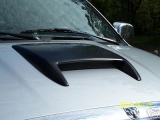 NEW 04 08 DODGE RAM SRT 8 STYLE HOOD SCOOP FIBERGLASS