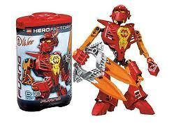 Newly listed Lego Hero Factory Bionicle 7167 William Furno  Complete w