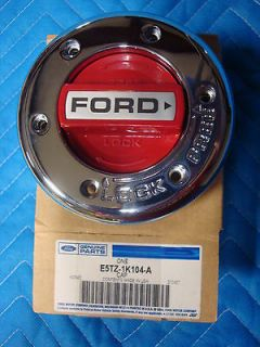 NOS Dana 50 60 Ford F250 F350 Truck Manual Lock out Hub outer cap and
