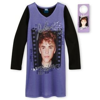 justin bieber nightgown in Kids Clothing, Shoes & Accs