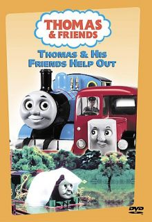 Thomas Friends   Thomas His Friends Help Out DVD, 2003