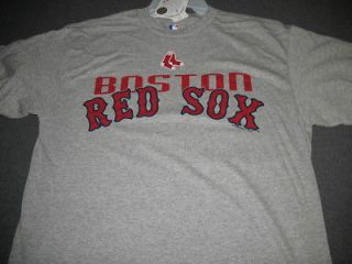 MLB Boston Red Sox Baseball T Shirt Mens Large Nwt Clearance Sale Free