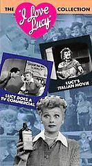 The I Love Lucy Collection   Vol. 1 VHS, 1989