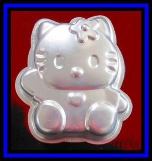 NEW ***HELLO KITTY*** Singles Cake Muffin Pan