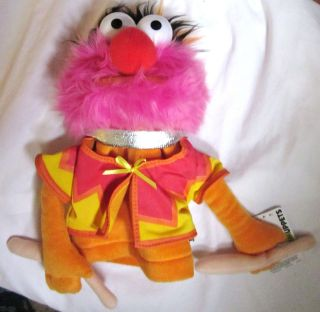 Exclusive FAO Schwartz Disneys The Muppets Animal Hand Puppet 10