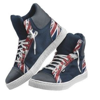 genuine mini cooper unisex union jack sneakers new