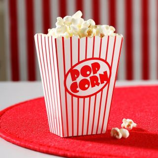 popcorn boxes carnival circus party movie hollywood party supplies