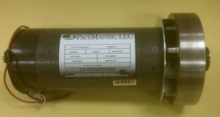 Used Pacemaster Treadmill 3.0 HP McMillan Drive Motor Assembly Fits
