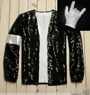 Michael Jackson Billie Jean Jacket Free Billie Jean Glove