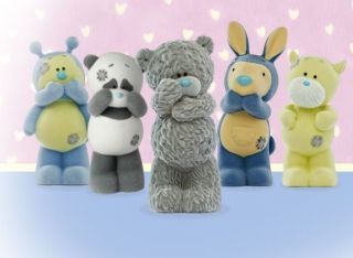 My Blue Nose Friends & Tatty Teddy Single Figure Packs Me to You Toys
