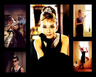 audrey hepburn breakfast at tiffanys 2 canvas art 16 x