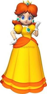 Choose Size   PRINCESS DAISY SUPER MARIO Decal Removable WALL STICKER