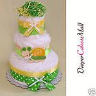 baby shower decoration diaper cake fun snail pampers buy it