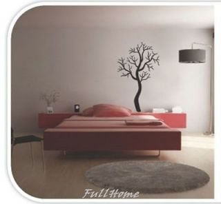 Removable BLACK BRANCE TREE WALL decal vinvy wall Mural decor art wall