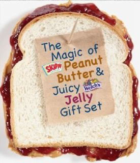 The Magic of Skippy Peanut Butter and Juicy Welchs Jelly Gift Set by