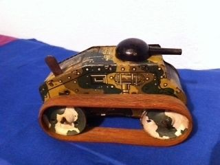 marx no 5 toy tank military toys louis marx time