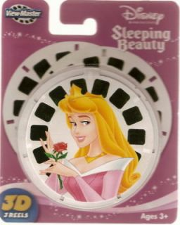 disney princess sleeping beauty view master reels 3pk time left