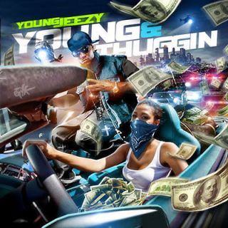 Newly listed Young Jeezy Rap Hip Hop   Young N Thuggin   Mixtape