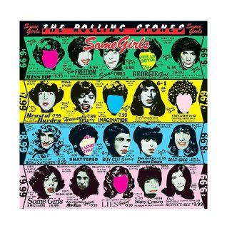 Some Girls Deluxe Edition Digipak by Rolling Stones The CD, Nov 2011