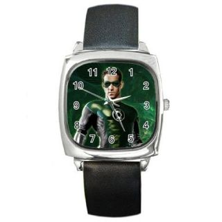 superheroes green lantern square metal watch more options type from
