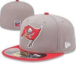 New Era 59FIFTY TAMPA BAY BUCCANEERS Official NFL On Field Cap Fitted