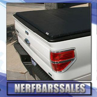 1995 2004 Toyota Tacoma 6 Bed Vinyl Hidden Snap Tonneau Cover