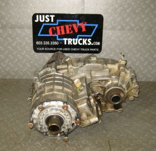 Transfer Case Chevy Silverado Sierra 99 05 NP2 NV261 for MG5 5 Speed