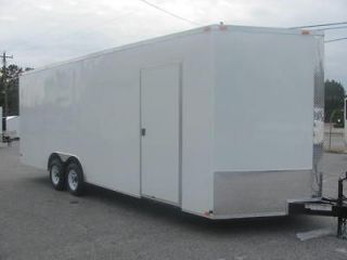 Enclosed Trailer Cargo V Nose 2013 Tandem Dual Utility Motorcycle 18