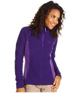 mountain hardwear microchill tech zip t $ 63 99 $