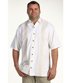 Tommy Bahama Big & Tall   Big & Tall Sand Deco S/S Camp Shirt