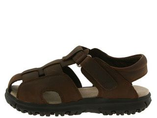 Stride Rite Angler (Infant/Toddler) Brown Crazyhorse