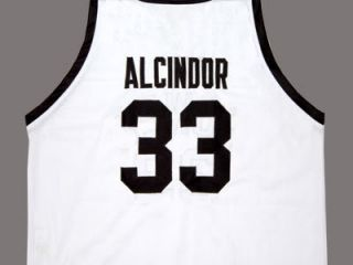 Lew Alcindor Kareem Abdul Jabbar Power High School Jersey New Any Size