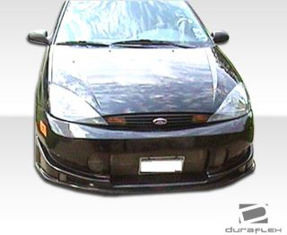 2000 2004 Ford Focus 4DR Buddy Body Kit Duraflex