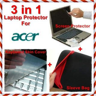 17 3 Acer Aspire Screen Protector Keyboard Skin Silicon Cover Sleeve
