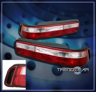 1990 1991 1992 1993 Acura Integra 2dr altezza Tail Light Lamp JDM Red