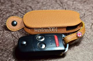 Leather Key Fob for Acura RSX TSX TL ZDX TSX MDX Lb