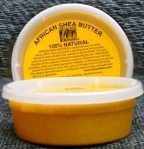 100 Unrefined Raw African Shea Butter RA Cosmetics 8oz 1 2 lb Tub