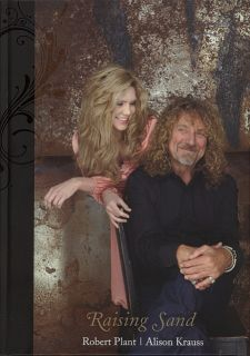 robert plant alison krauss 2008 raising sand program