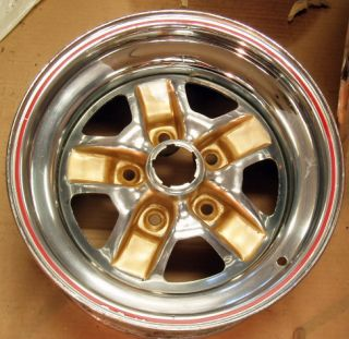 1983 1984 Hurst Olds Cutlass 15X7JJ SSIII Rim Wheel 1985 1986 1987 442