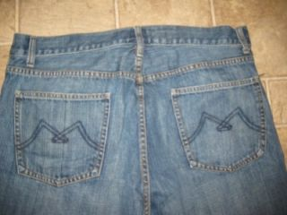 american rag relaxed boot cut mens jeans sz 38 x 32
