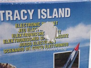 Mint Gerry Anderson Thunderbirds Tracy Island Set