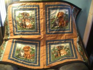 Dog and Cat Blanket Throw Great Animal Lovers Gift