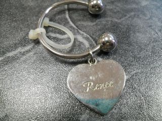 Heart Name Keychain by Ganz Horse Shoe Style Ring Batch 2
