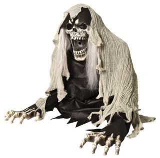 Wretched Reaper Animated Fog Prop Haunted House Decor Halloween