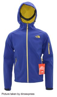 NEW The North Face Mens APEX ANDROID HOODIE jacket BLUE nwt sz M