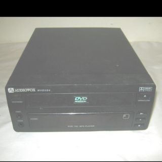 Audiovox DVD  CD Player MVDVD4 Digital Car Truck SUV Vehicle 12V 1