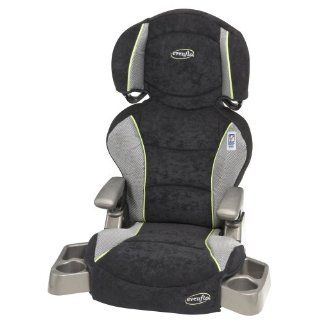 New Evenflo Big Kid Booster Car Baby Child Seat Mercury